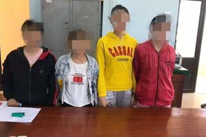 Giải cứu 8 thiếu nữ bị ép bán dâm trong quán karaoke