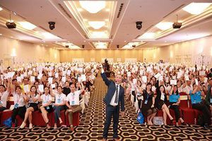 1.000 phụ huynh tham gia khóa học 'Cha mẹ học, con thành tài'