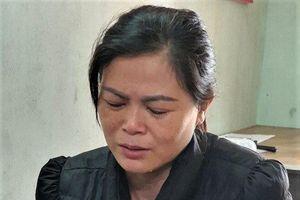 Khởi tố người vợ dìm chồng chết ngạt trong chậu nước