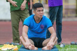 Sông Lam Nghệ An và B. Bình Dương đều thiệt quân trước vòng 9 V.League