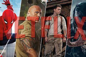 Sony Pictures bắt tay Netflix, khai mào chiến tranh với Disney ?