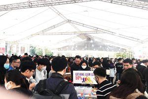 Ngày sách Việt Nam tiếp tục diễn ra trực tuyến do dịch COVID-19