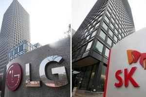 Tổng thống Hàn Quốc đánh giá cao thỏa thuận về pin xe điện giữa LG, SK