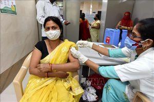 Ấn Độ thêm trên 168.900 ca mắc COVID-19, nâng tổng số lên 13,53 triệu ca