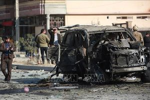 Đụng độ, tấn công khủng bố khiến ít nhất 65 người thiệt mạng ở Afghanistan