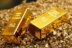 Giá vàng ngày 12/4/2021: Vàng 'nhảy múa' đầu tuần