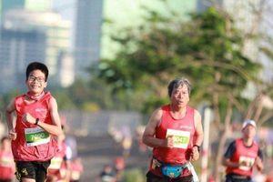 TP.HCM: Hơn 13.000 người chạy Marathon quảng bá du lịch