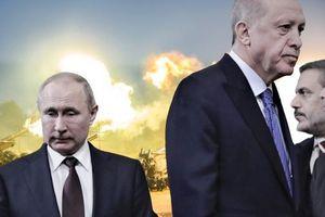 Nga-Ukraine đang 'căng như dây đàn', Thổ Nhĩ Kỳ lại đến 'phá bĩnh'?