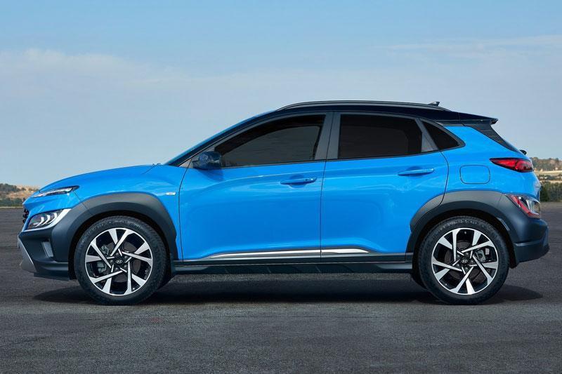 Chốt thời điểm ra mắt Hyundai Kona mới