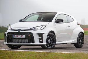 Chi tiết Toyota Yaris GR 2021, giá gần 1,3 tỷ đồng