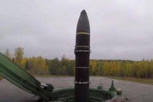 Nga phát triển tên lửa đạn đạo mới thay thế Yars