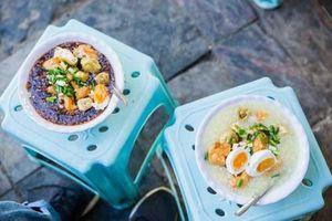 Cháo cà đậu - món ăn thanh mát ngày hè của người Hà thành