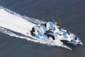 'Mổ xẻ' tàu tên lửa Trung Quốc từng rượt đuổi phóng viên Philippines ở Biển Đông