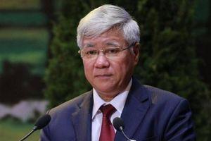 Tiểu sử tân Chủ tịch Ủy ban Trung ương Mặt trận Tổ quốc Việt Nam