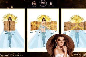 Tranh cãi bộ trang phục 'Cầu tõm' có thể dự thi ở Hoa hậu Chuyển giới