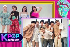Kpop tuần qua: BTS và BlackPink đua nhau lập kỉ lục, EXO xác nhận comeback