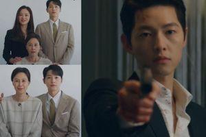 'Vincenzo' tập 16: Không còn tấu hài, Song Jong Ki đã cuồng nộ, trở về bản chất mafia để báo thù cho mẹ