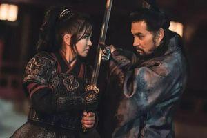 'Sông đón trăng lên' tập 17: Công chúa Kim So Hyun sẽ đấu tay đôi với quân phản tặc Gochuga