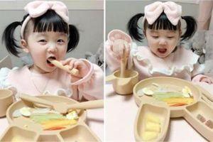 Mẹ bỉm mua gì: Dụng cụ ăn dặm siêu xinh để mẹ nấu vui, con ăn khỏe