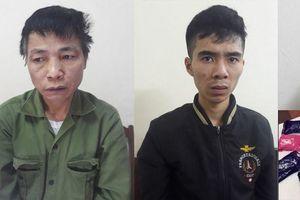 Bắt giữ 3 đối tượng mua bán, tàng trữ trái phép chất ma túy tại Thanh Hóa