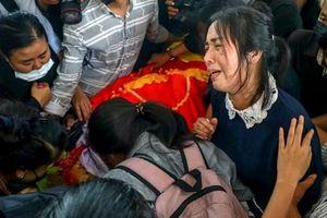 Thực hư chuyện quân đội Myanmar tính phí 'tìm thi thể' 85 USD/người