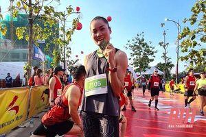 Quách Thị Lan gây ấn tượng ở cự ly 5 km Giải Marathon Quốc tế TP HCM Techcombank