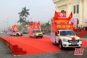 Liên hoan tuyên truyền cổ động tỉnh Thanh Hóa chào mừng bầu cử sẽ diễn ra vào giữa tháng 5-2021