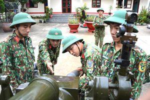 'Thi đua quyết thắng' ở Đại đội Pháo binh 38