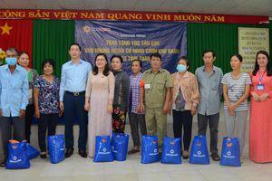 Vietbank tặng 3 tấn gạo cho người nghèo