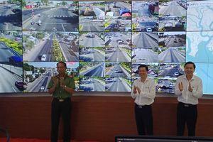 Khai trương hệ thống camera giám sát tự động trên Quốc lộ 51