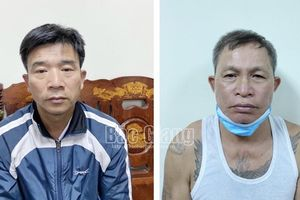 Bắc Giang: Triệt phá sới bạc lưu động, thu giữ hơn 100 triệu đồng