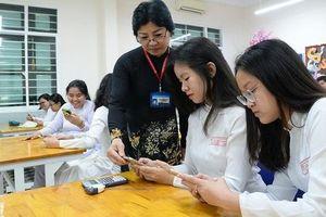Để việc sử dụng điện thoại của học sinh an toàn