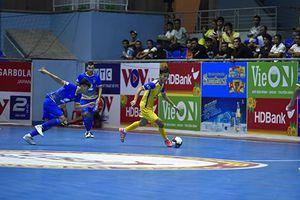 Sanvinest Khánh Hòa thắng Quảng Nam 3-0