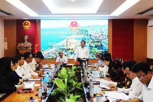 Phiên họp Thường trực HĐND tỉnh Khánh Hòa tháng 4