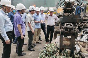 Hoàn tất thử nghiệm đồng xử lý chất thải công nghiệp thông thường