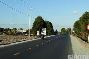 Bạc Liêu 'xin' lắp đèn ở khu vực đông dân cư tuyến Quản Lộ - Phụng Hiệp