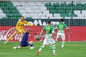 Atletico trở lại ngôi đầu bảng xếp hạng La Liga 2020-2021
