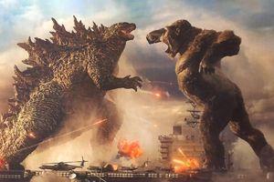 'Godzilla vs. Kong' giữ vững ở ngôi vị số 1 phòng vé Bắc Mỹ
