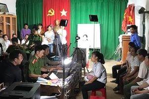 Tình quân dân trong thực hiện 'chiến dịch' cấp thẻ CCCD ở Đắk Nông