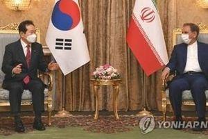 Thủ tướng Hàn Quốc mang thông điệp gì đến Iran sau 44 năm?
