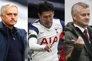 Solskjaer xỉa xói Son Heung Min, Mourinho đáp trả đẳng cấp