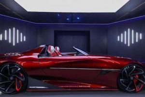 Mẫu xe thể thao chạy điện MG Cyberster sẽ xuất hiện tại Triển lãm ô tô Thượng Hải