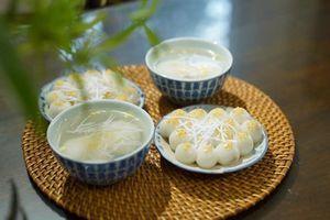 Tại sao Tết Hàn thực phải có bánh trôi bánh chay?