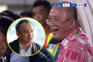 Bầu Đức: Than Quảng Ninh thua, sao chủ tịch CLB cười toe toét?