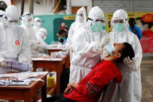 Nhiều nước Đông Nam Á ghi nhận số ca nhiễm mới tăng cao