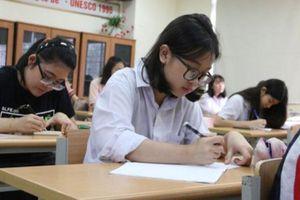 Học sinh chọn 1 trong 5 môn ngoại ngữ để thi vào lớp 10