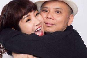 Diễn viên Nguyệt Hằng thừa nhận hôn nhân viên mãn bên người chồng 'hổ báo'