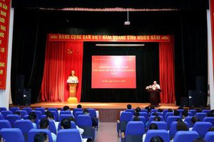 Khai giảng Lớp bồi dưỡng nhận thức về Đảng dành cho học viên lớp đối tượng kết nạp Đảng năm 2021