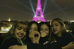 Đọc vị tính cách đặc trưng của bốn cô gái BLACKPINK chỉ qua ảnh chụp với tháp Eiffel