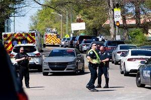 Xả súng tại trường học ở Mỹ, 1 người chết, 1 người bị thương